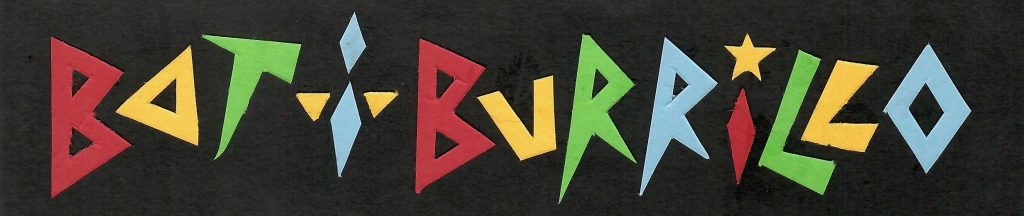 Bat-i-Burrillo theatre banner
